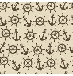 Marine seamless vector