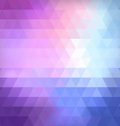 Geometric retro pattern with place for your text vector