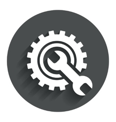Repair tool sign icon service symbol vector