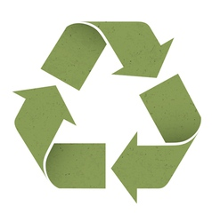 Green reuse symbol vector