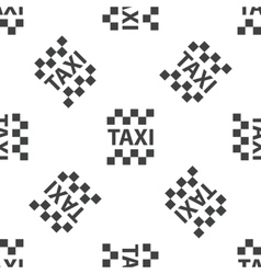 Taxi pattern vector