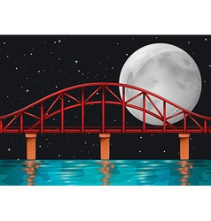 A bridge vector