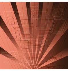 Abstract business science or technology brown back vector