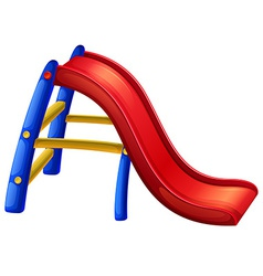 A colourful slide vector