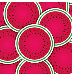 Fruit background vector