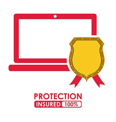 Protection design vector