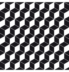 Pattern cube 1 vector