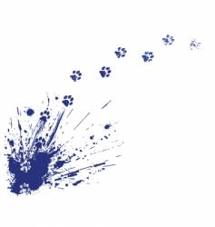 Cat spill vector