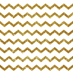 Seamless pattern with golden stripes vector
