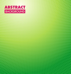 Green spring abstract vector