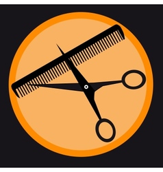 Barber tools - vector
