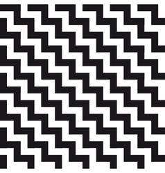 Pattern chevron pixel vector