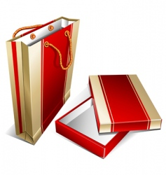 Package and box vector