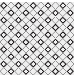 Abstract minimalistic black and white pattern vector