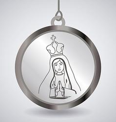 Christianity design vector