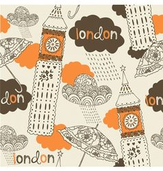 London elements background vector