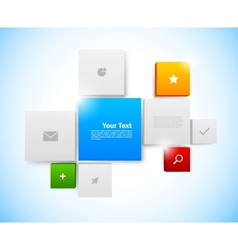 Design of tiled interface vector