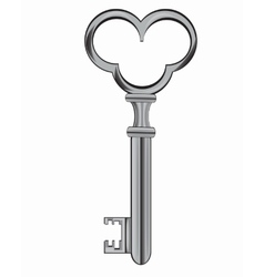 Key from door vector