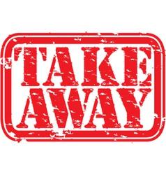 Take away stamp vector