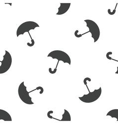 Umbrella pattern vector