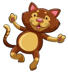 A kitten vector