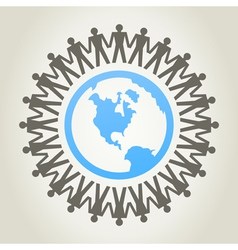 World of people vector