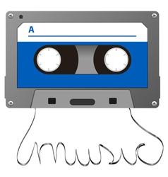 Adudio cassette vector