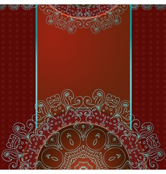 Arabesque frame3 vector