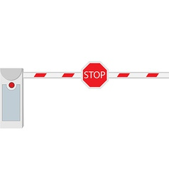 Closed barrier vector