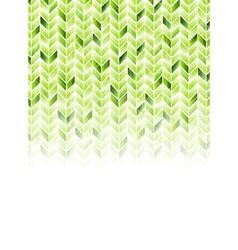 Green shiny geometric hi-tech background vector