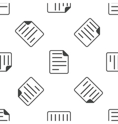 Document pattern vector