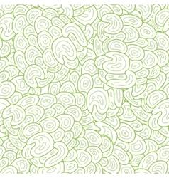 Green abstract seaweed texture seamless vector
