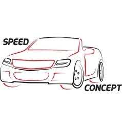 Roadster vector