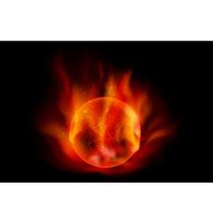 Fireball vector