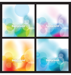 Abstract backgrounds vector