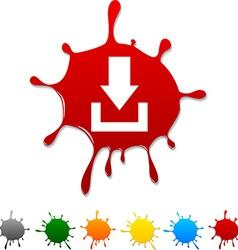 Download blot vector