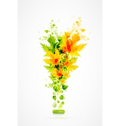 Autumn spring vector