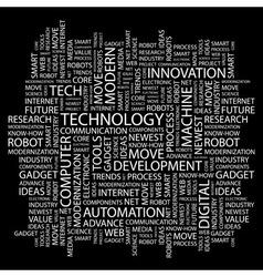 Technology vector
