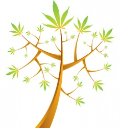 Is tree vector illustration vector