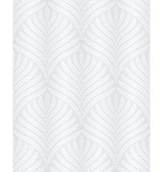 Classic foliage seamless pattern vector