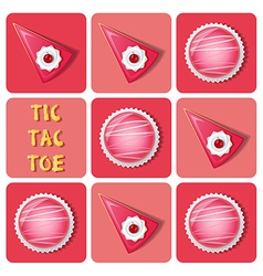 Strawberrycakeballcake vector