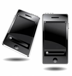 Touch phone vector