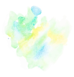 Abstract colorful watercolor  eps10 vector