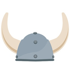 Viking hat vector