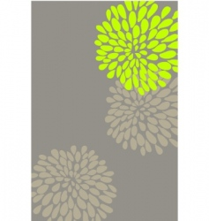 flower design vector