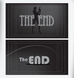End vector