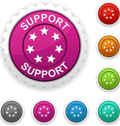 Support award vector