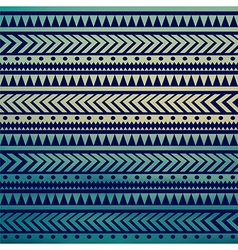 Seamless tribal texture tribal pattern colorful vector