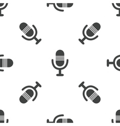 Microphone pattern vector