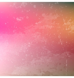 Abstract blurred background with grunge texture vector